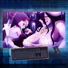 Anime OVERLORD albedo shalltear Mouse Pad Play mat GAME Mousepad 40*70cm#J-E700