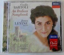 CECILIA BARTOLI  - AN ITALIAN SONGBOOK - CD Sigillato