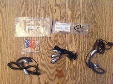 Hands Free Cell Phone Earpieces 3 each