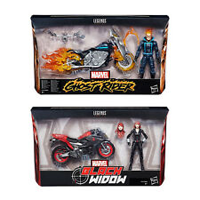 Marvel Legends Series Ghost Rider AND/OR Black Widow - Hasbro Official Brand New