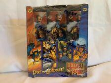 1995 Fleer Marvel Masterpieces Sealed Jumbo Box - Extremely Rare