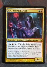 Mtg nin, the pain artist x 1 great condition