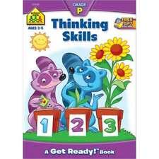 Preschool Workbooks Thinking Skills - Ages 3-5 076645020680