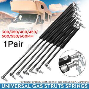 Paar Gasdruckdämpfer Gasdruckfeder universal Dämpfer Länge: 350MM - 600MM 300N