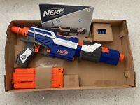 Nerf   N-Strike Elite Alpha Trooper CS-12   Used / Working   Great Condition