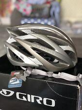 Men's Giro Ionos Cycle Helmet - Grey - Size L RRP £159.99