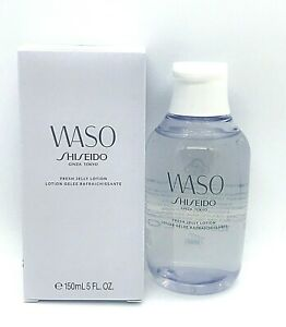 Shiseido Waso Fresh Jelly Lotion ~ 150 ml / 5 oz / BNIB
