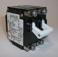 Heinemann Magnetic 2-Pole Multi-Tap Circuit Breaker 12-240VAC 2.5-5A JA2-A3A27-A