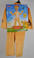 New THE LION GUARD Disney JR Kion TODDLER Dress UP Costume NWT Jumpsuit Small 2T