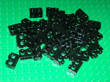 Lego 2x1 Black Brick with Two Holes Technic City Castle