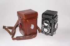 Rolleiflex Automat K4B w/ Rolleigrid. Perfect Working. Free Worldwide Shipping