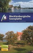 MECKLENBURGISCHE SEENPLATTE Michael Müller 12 Reiseführer Mecklenburg Vorpommern