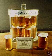 Copaivbalsam - Balsamum Copaibae 10gr