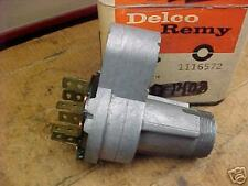 60 OLDSMOBILE IGNITION SWITCH DELCO NOS