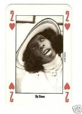 Sly & The Family Stone -  NME Playing Card