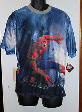 Men's T-Shirts - Spider-Man Movie - Size L New
