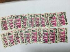Malaysia 1965 Definitive Johor States 15c X 20