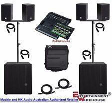 Mackie Stage/Live Sound Pro Audio Mixers
