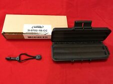 "SKB 3i-0702-1B-CC iSeries Black Water Tight Cigar Case 7 x 2 x 1"" with Foam"
