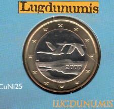 Finlande 2000 1 Euro BU FDC provenant coffret 75000 exemplaires - Finland