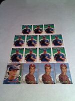 *****Ritchie Moody*****   Lot of 50 cards.....6 DIFFERENT