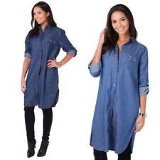 42779248ad6 Cotton Oversize Dresses for Women for sale | eBay
