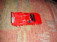 1983 Bandai Red Lamborghini Go Bots Transfomers