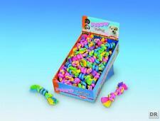 Knotenseil mit Vollgummi für Welpen Hundespielzeug