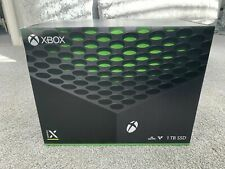 Microsoft Xbox Series X 1TB Game Console - Disc Edition - Brand New & Sealed!