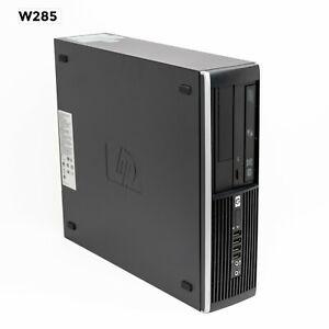 HP COMPAQ 6000 PRO SFF CORE 2 DUO E8500 @ 3.16GHz 4GB 500GB WIN 10 PRO W285