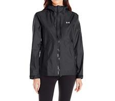 Under Armour Women's Surge Jacket, Black/Graphite Size X-Small
