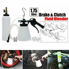 UK Car Brake&Clutch Bleeder Bleeding Fluid Kit Powered Pneumatic Vacuum Tool L