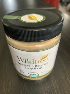 Wildtree Organic Gluten Free vegetable bouillon soup base