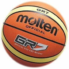 molten JAPAN Basketball Giugiaro GR7 Rubber ball size:7 BGR7