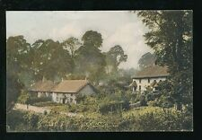 Wales Glamorgan Glam BARRY Old Village Used 1918 PPC