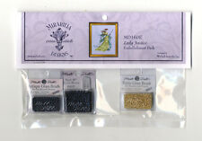 Cross Stitch ~ Mirabilia Embellishment Pack for Lady Justice #Md160E