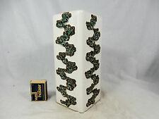 """Unusual 70´s  WGP design FOHR Keramik """" Fat Lava  """" pottery vase 341 - 20 cm"""