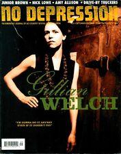 No Depression #35 • September-October 2001 RARE ORIG Alt Country Magazine (NM-)