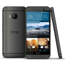 Original HTC One M9  32GB  Grey  GSM+4G LTE Android Smartphone UNLOCKED