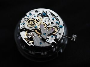 TY2901 - ST1901 mechanical chronograph watch movement