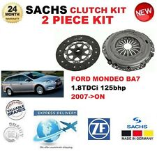 FOR FORD MONDEO Mk IV BA7 1.8 TDCi 125bhp 2007-ON SACHS 2 PIECE CLUTCH KIT