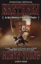 NEW Brethren: An Epic Adventure of the Knights Templar by Robyn Young