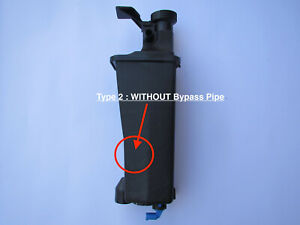 NEW EXPANSION TANK FOR BMW E53 X5 (6 CYL ONLY) / E46  E83 X3 ( NO BYPASS PIPE!)