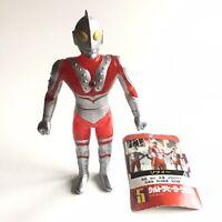 "Ultraman ZOFFY Vintage Bandai Popy Sofubi Figure 1984 Vinyl 6.25"" With Tag"