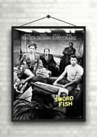 Swordfish Classic Large Movie Poster Art Print Maxi A1 A2 A3 A4