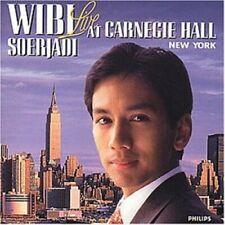 Wibi Soerjadi Live at Carnegie Hall, New York (1996, Philips)  [CD]