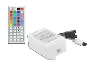 IR BOX Remote Control Controller 44 Key For RGB Bulb LED Light Strips Double PCB