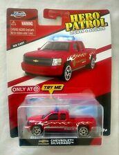 Jada Toys Hero Patrol Lights & Sound CHEVROLET SILVERADO Die Cast Truck **NEW**