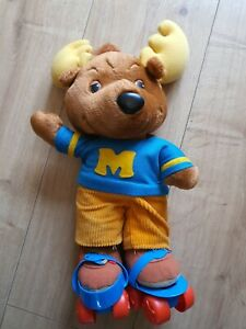 Vintage 1980s Childrens Tv Show Get Along Gang Montgomery Moose RARE