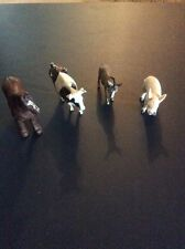 Selezione dei marchi ASSORTITI QUATTRO IN PLASTICA ANIMALI DA FATTORIA